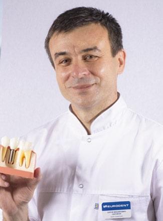 Сергийчук Сергей Михайлович - Врач стоматолог-терапевт, ортопед